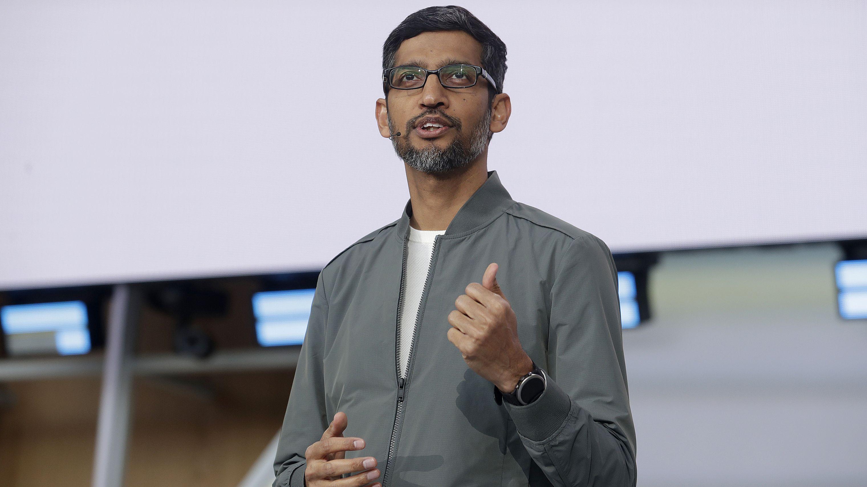 Der neue Chef von Google: Sundar Pichai