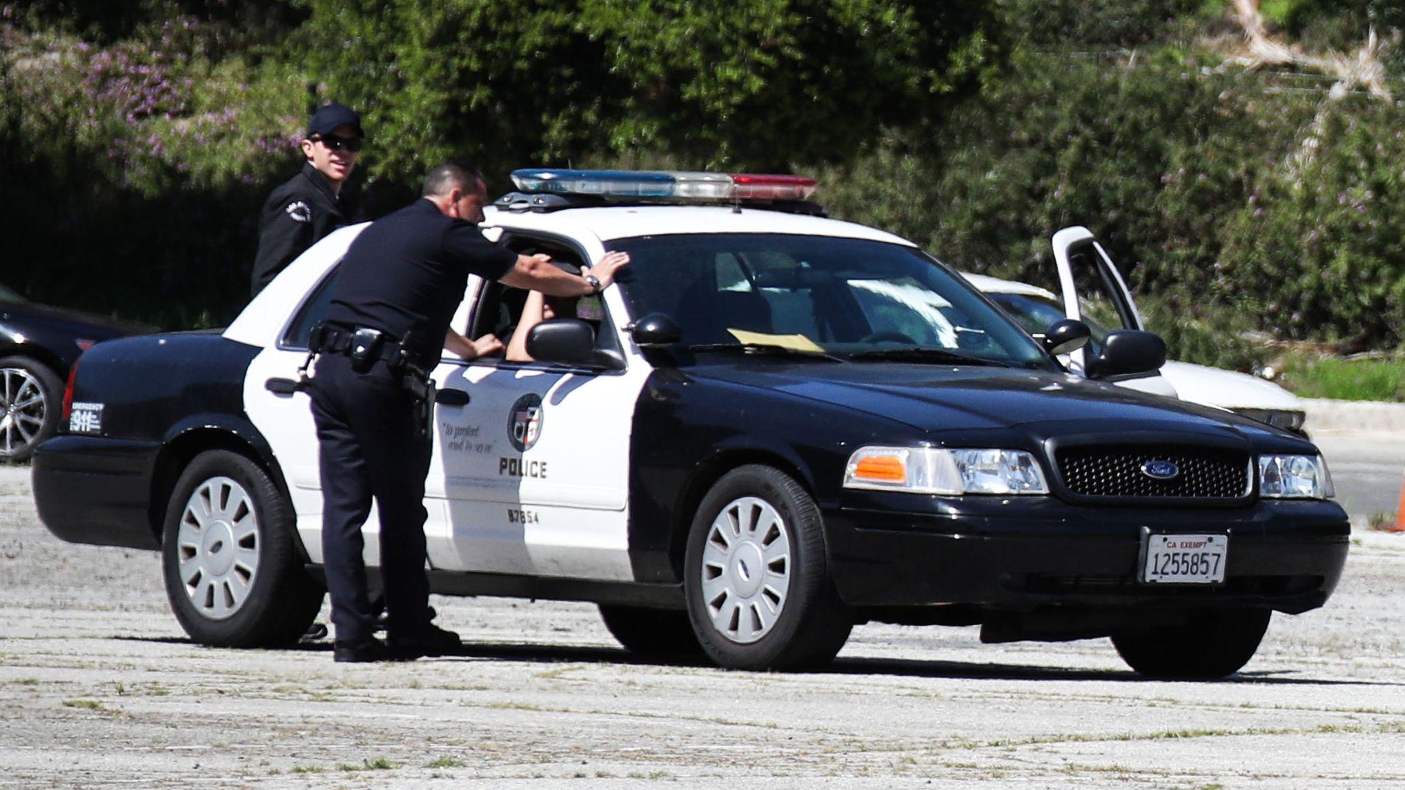 Im amerikanischen Bundesstaat Washington erlebte die Polizei eine Überraschung hinter dem Steuer eines Rasers.