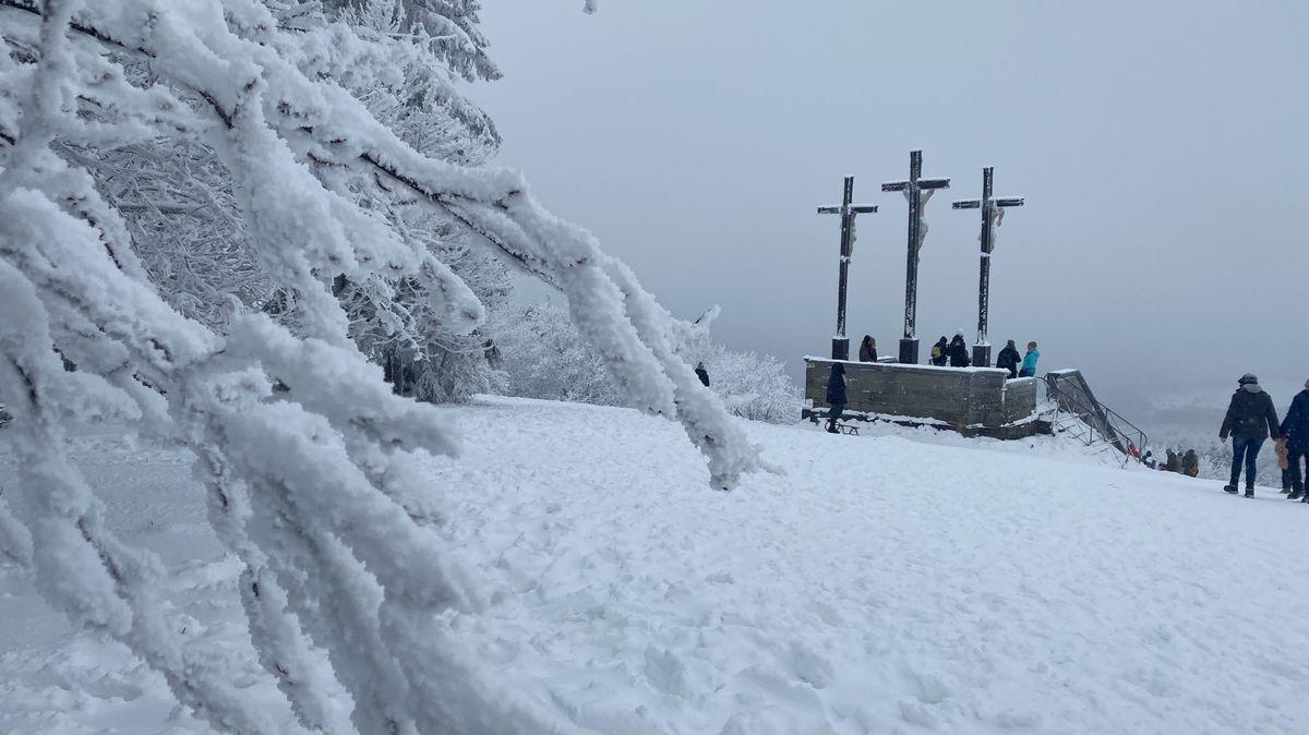 Zu viel Schnee: Lebensgefahr auf Rhöner Loipen und Wegen