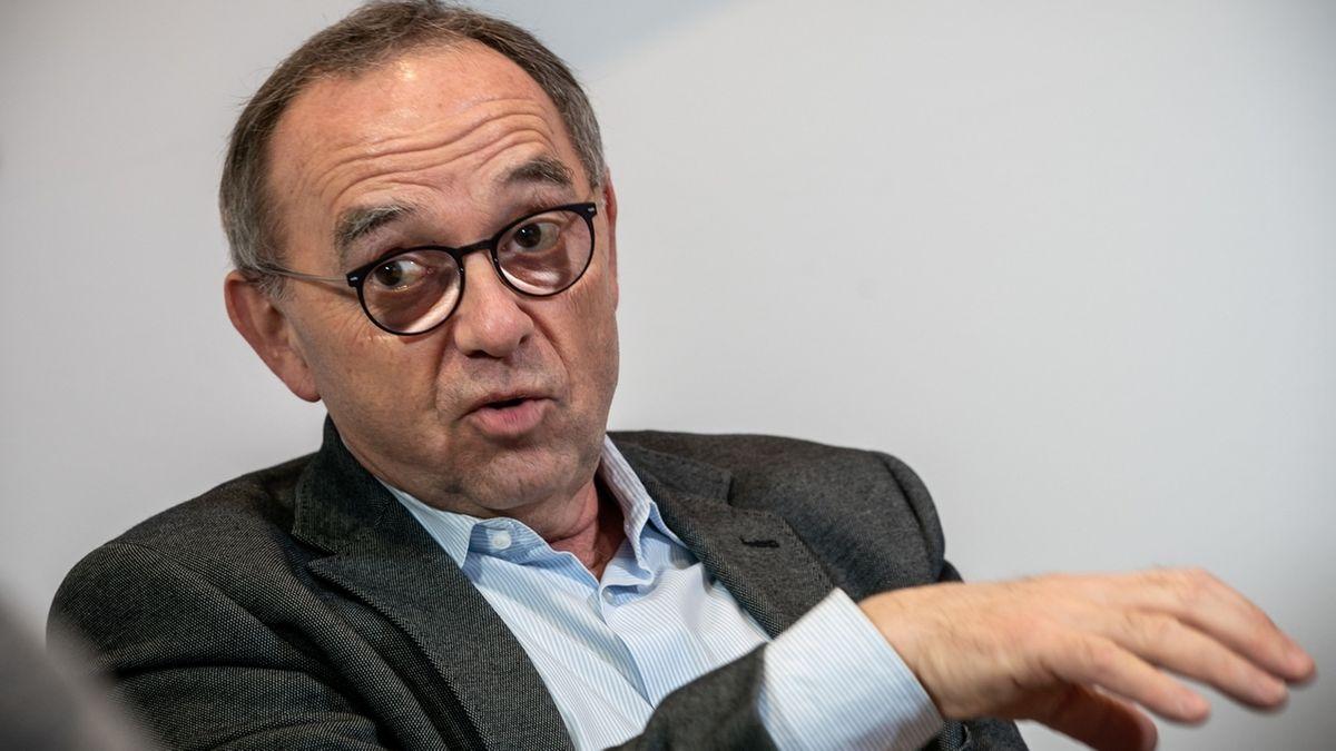 SPD-Vorsitzender Norbert Walter-Borjans