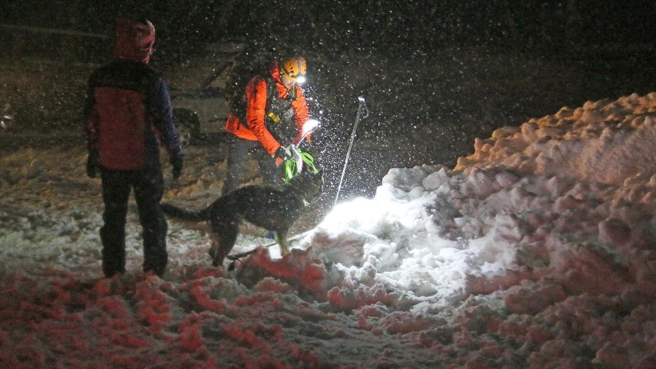 Tödlicher Lawinenunfall im Berchtesgadener Land