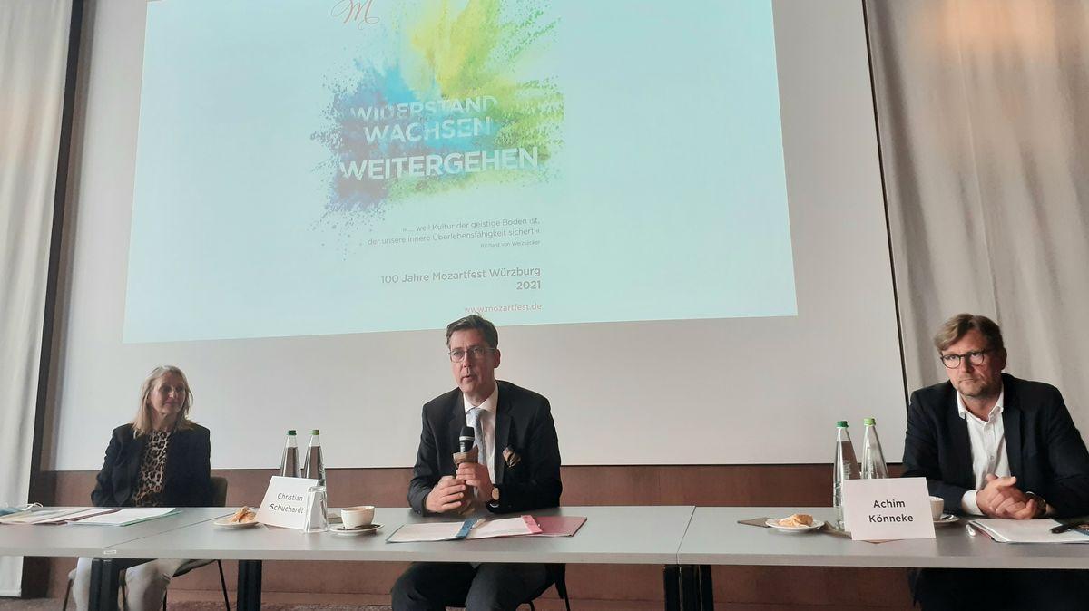 Pressekonferenz zum Würzburger Mozartfest 2020